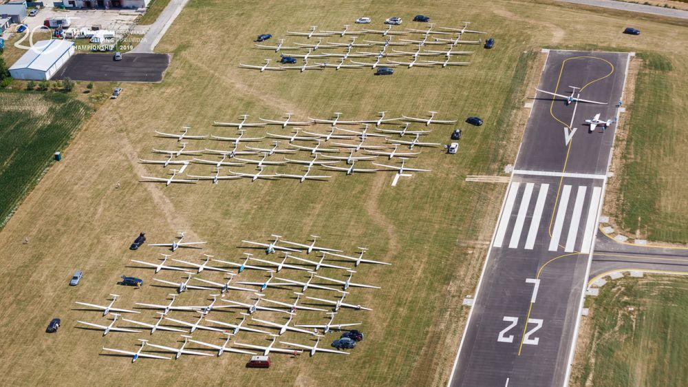 20th FAI European Gliding Championship